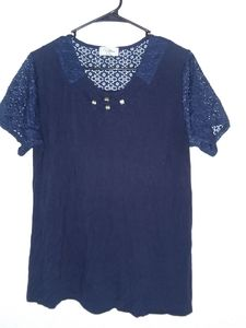 Tops - 4/$25 Victoria Blouse